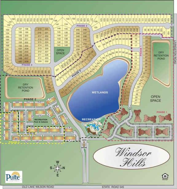 Orlando Florida Real Estate Celebration Fl Windsor Hills 2